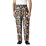 Chefwear 3500-13 Men's Ultimate Chef Pant S Mushrooms