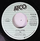 YES 45 RPM IT CAN HAPPEN / IT CAN HAPPEN