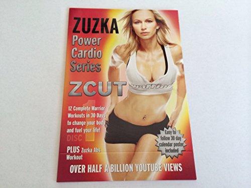 Zuzka Light Zcut Power Cardio Series DVD Disc 1 (2013)