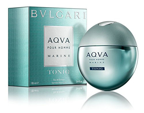 Bvlgári Aqua Toniq Pour Homme Eau de Toilette Spray 3.4 OZ. ()