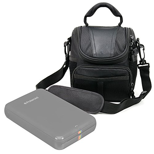 Ultra-Portable & Water-Resistant Camcorder Carry Case wit...