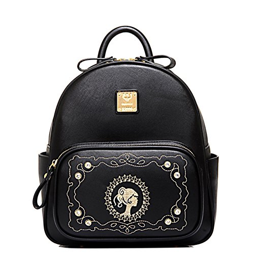 [Hipytime BHB880466C1 Fashionable PU Leather Korean Style Women's Handbag,Vertical Section Square] (Sugar Skull Makeup Ideas)