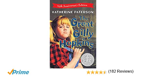 The great gilly hopkins katherine paterson 9780064402019 amazon the great gilly hopkins katherine paterson 9780064402019 amazon books fandeluxe Images