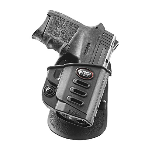 Factory Pro Evo Shift - Fobus 5001897 Evolution Paddle Holster S&W M&P Bodyguard