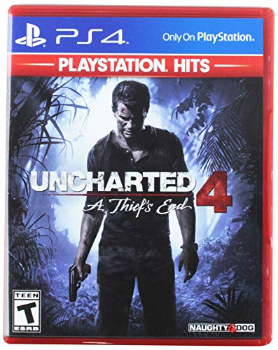 Uncharted 4: A Thief's End Hits - PlayStation 4