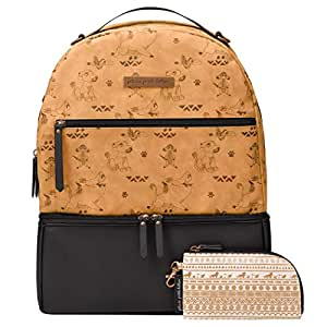 Petunia Pickle Bottom, XADS-612-00, The Lion King - Axis Backpack