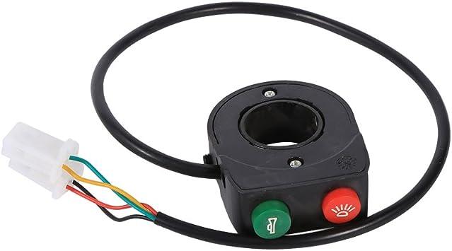 Interruttore luce freno per moto universale rame interruttore luce freno destra moto plastica