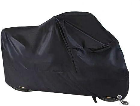 Wetterschutzhülle groß Motorcycle Cover schwarz black Motorrad-Abdeckplane