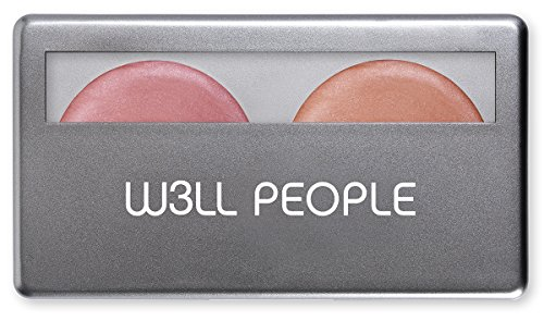 W3LL PEOPLE - Natural Nudist Multi-Use Duo (Blush, Eyeshadow + Lip Stain) by W3LL PEOPLE
