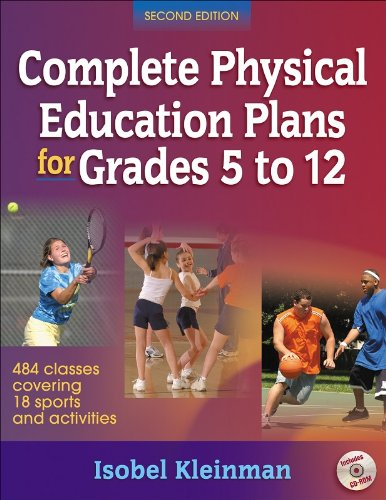 (Complete Physical Education Plans for Grades 5 to 12-2nd Ed)