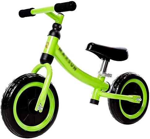 KXBYMX Bicicletas de Equilibrio para niños Bicicleta de Equilibrio for niños 10