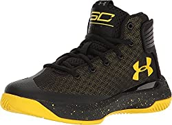 Under Armour Kids Boy's Ua Ps Curry 3zero Basketball (Little Kid) Blackblacktaxi Athletic Shoe