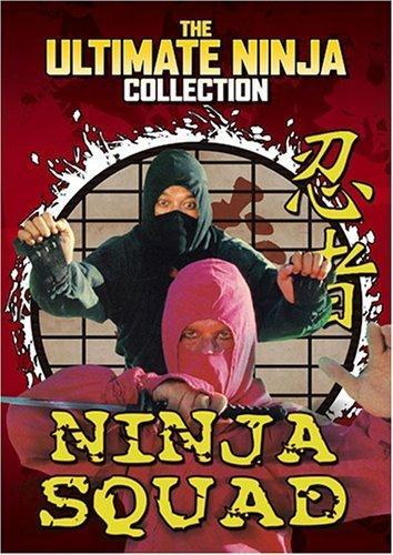 The Ultimate Ninja Collection: Ninja Squad by Crash Cinema ...