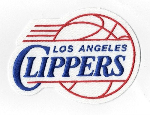 Los Angeles Clippers Primary Team logo Patch by Patch Collection