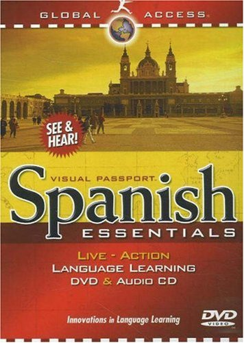 Global Access Visual Passport Spanish Essentials (Spanish Edition)