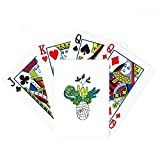 beatChong Horus Botany Mummy Plant Cactus Poker Playing Card Tabletop Board Game Gift