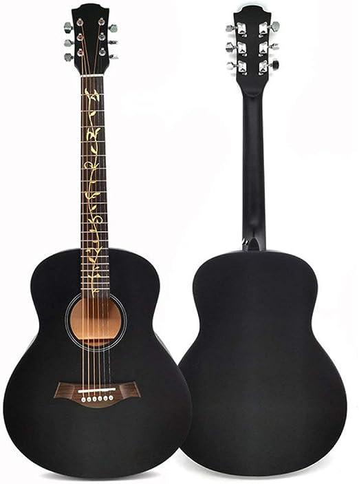 LOIKHGV Guitarras- 50% de Descuento en Guitarra acústica de Tilo ...