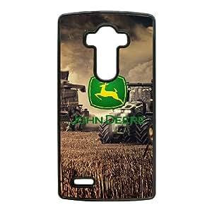LG G4 Cell Phone Case Black John Deere SF8600257