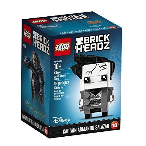 LEGO BrickHeadz Captain Armando Salazar 41594 Building Kit from LEGO