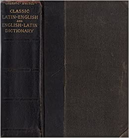 Best Latin Dictionary