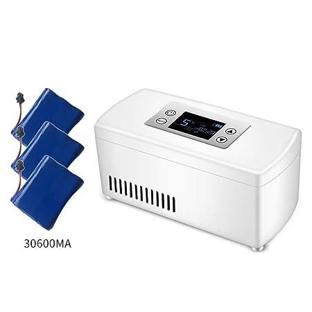 Refrigerador de insulina - Control de Temperatura Inteligente 2-18 ...