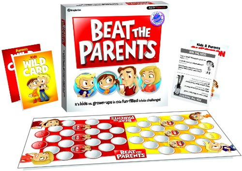 Imagination Beat The Parents Board - Game Board The Parents Beat