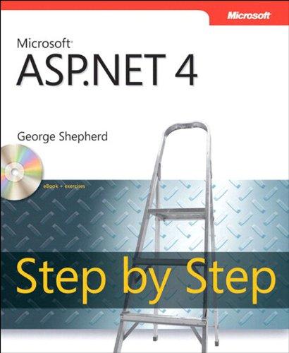 Microsoft ASP.NET 4 Step by Step (Step by Step Developer) Pdf