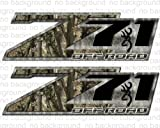 z71 decals - Z71 Archery Hunting Decals