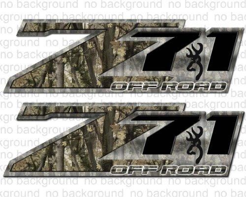 Lowest Price! Z71 Archery Hunting Decals