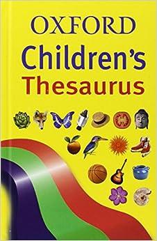 Oxford Children's Thesaurus: Amazon.co.uk: Robert Allen ...