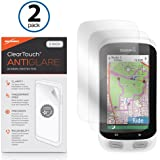 BoxWave Garmin Edge Explore 1000 ClearTouch Anti-Glare Screen Protector (2-Pack) - Garmin Edge Explore 1000 Anti-Glare, Anti-Fingerprint Matte Film Skin to Shield Against Scratches