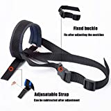 Dog Muzzle with Soft Fabric for Small, Medium and