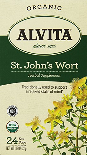 Alvita Organic Johns Herbal Count product image