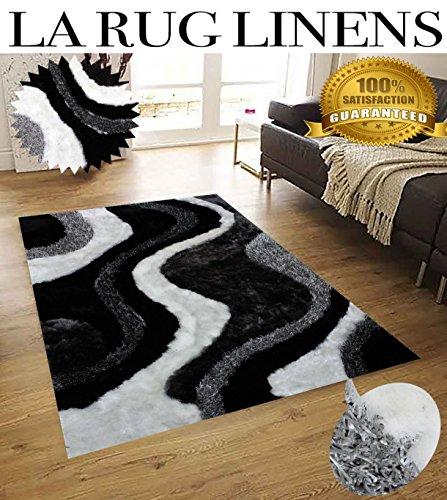 Linen Contemporary Rug - 6