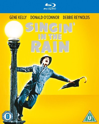 Singin' in the Rain [Blu-ray] (Region Free)