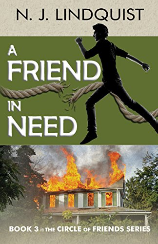 A Friend in Need (The Circle of Friends Series Book 3) (Paralysis Wheelchair)