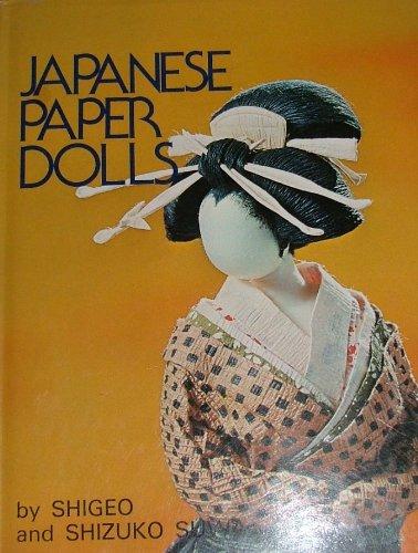 Japanese Kimono Paper Dolls - 5