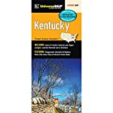 Kentucky State Waterproof Map