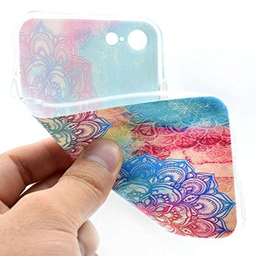 "HYAIT® For IPHONE 7 4.7"" [XXG 17V1]Scratch-Proof Ultra Thin Rubber Gel TPU Soft Silicone Bumper Case Cover -BKI01"