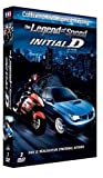 Coffret Speed Racing : The Legend of Speed + Initial D - Le Film