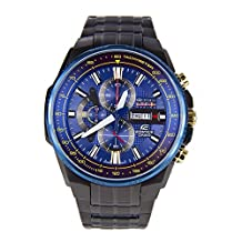 Casio Mens Edifice Red Bull Analog Business Quartz Watch (Imported) EFR-549RBB-2A