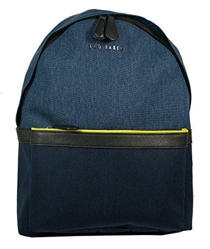 f00dddb6ca Ted Baker Zirabi Nylon Contrast Trim Backpack Navy: Amazon.co.uk ...