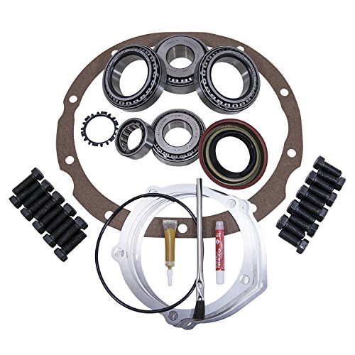 USA Standard Gear (ZK F9-A-SPC) Master Overhaul Kit for Ford 9 LM102910 Differential with Solid Spacer ()