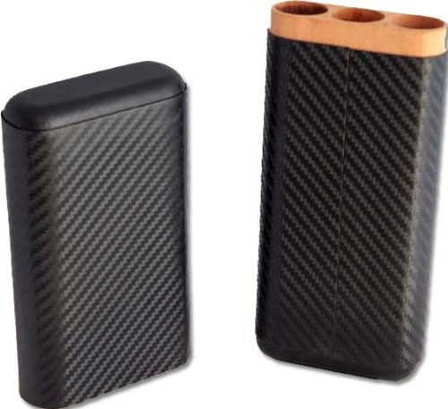 Leather Wrapped Carrying Travel Holder product image