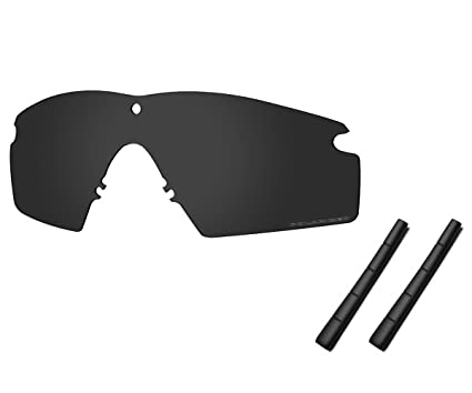 78a2597fa2 Saucer Premium Replacement Lenses   Rubber Kits for Oakley Si Ballistic M  Frame 2.0 Sunglasses High