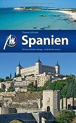 Reisehandbuch Spanien, Reiseguide Spanien, reisefürer spanien kaufen