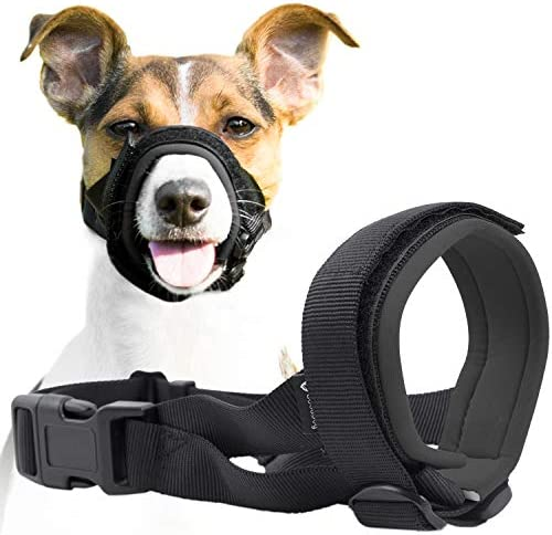 Gentle Muzzle Guard Dogs Prevents product image