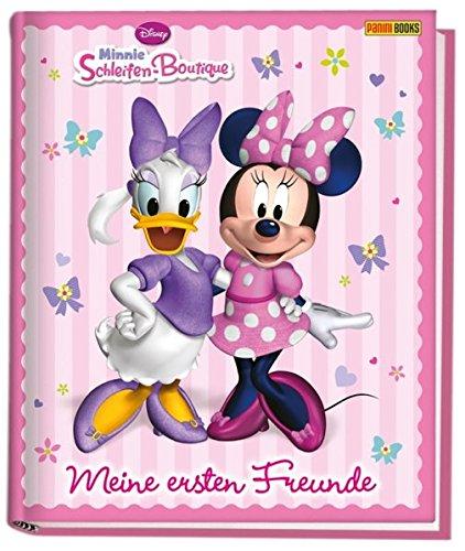 Disney Minnie Schleifen-Boutique Kindergartenfreundebuch: Meine ersten Freunde Gebundenes Buch – 9. Oktober 2012 Ruth Wöhrmann Panini 3833225165 empfohlenes Alter: ab 3 Jahre