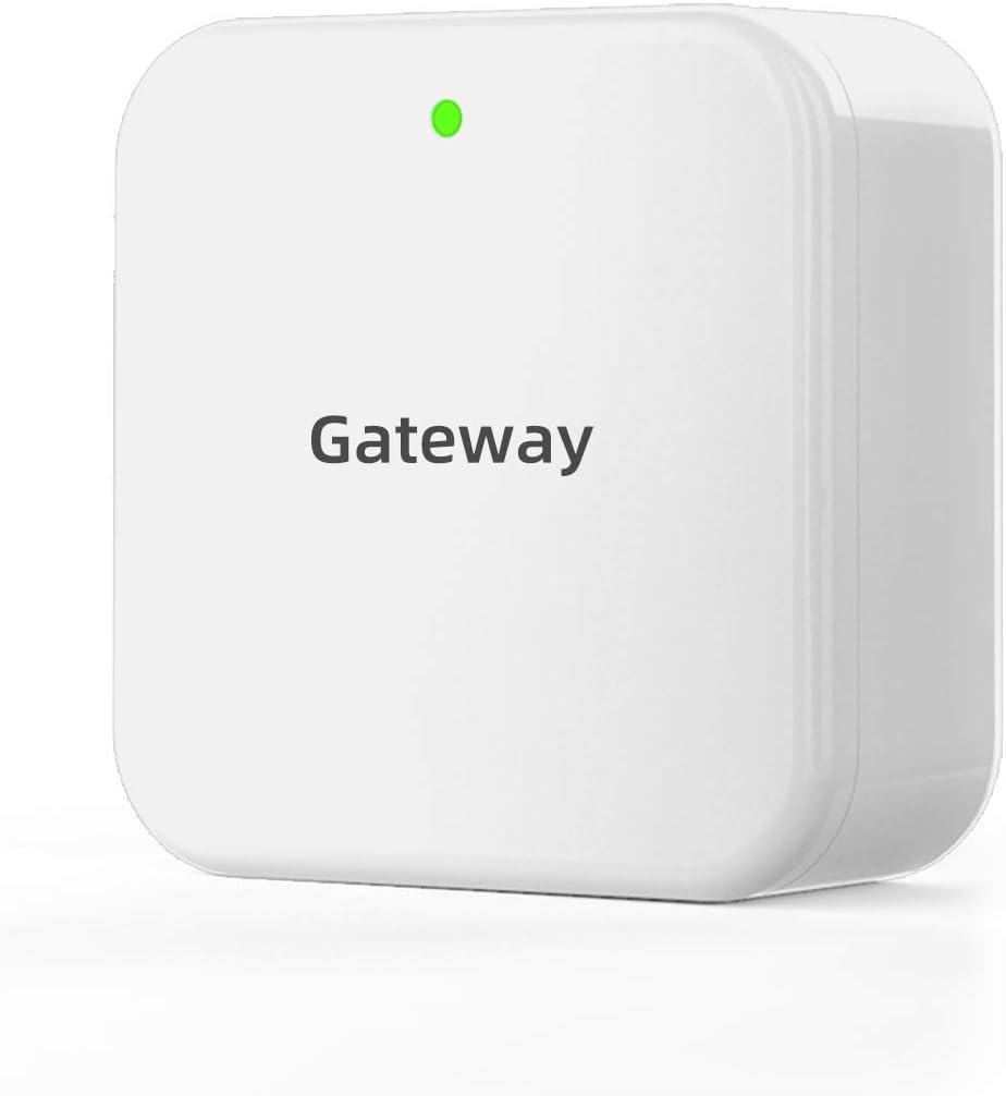 hornbill Wi-Fi Gateway/Wi-Fi Bridge, Keyless Entry Electronic Smart Door Lock Wi-Fi Gateway/Wi-Fi Bridge, Remotely Control Your Smart Lock, G2 Gateway Works with 2.4 GHz