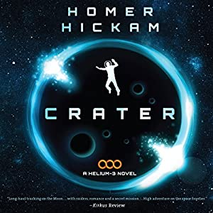 Crater Audiobook